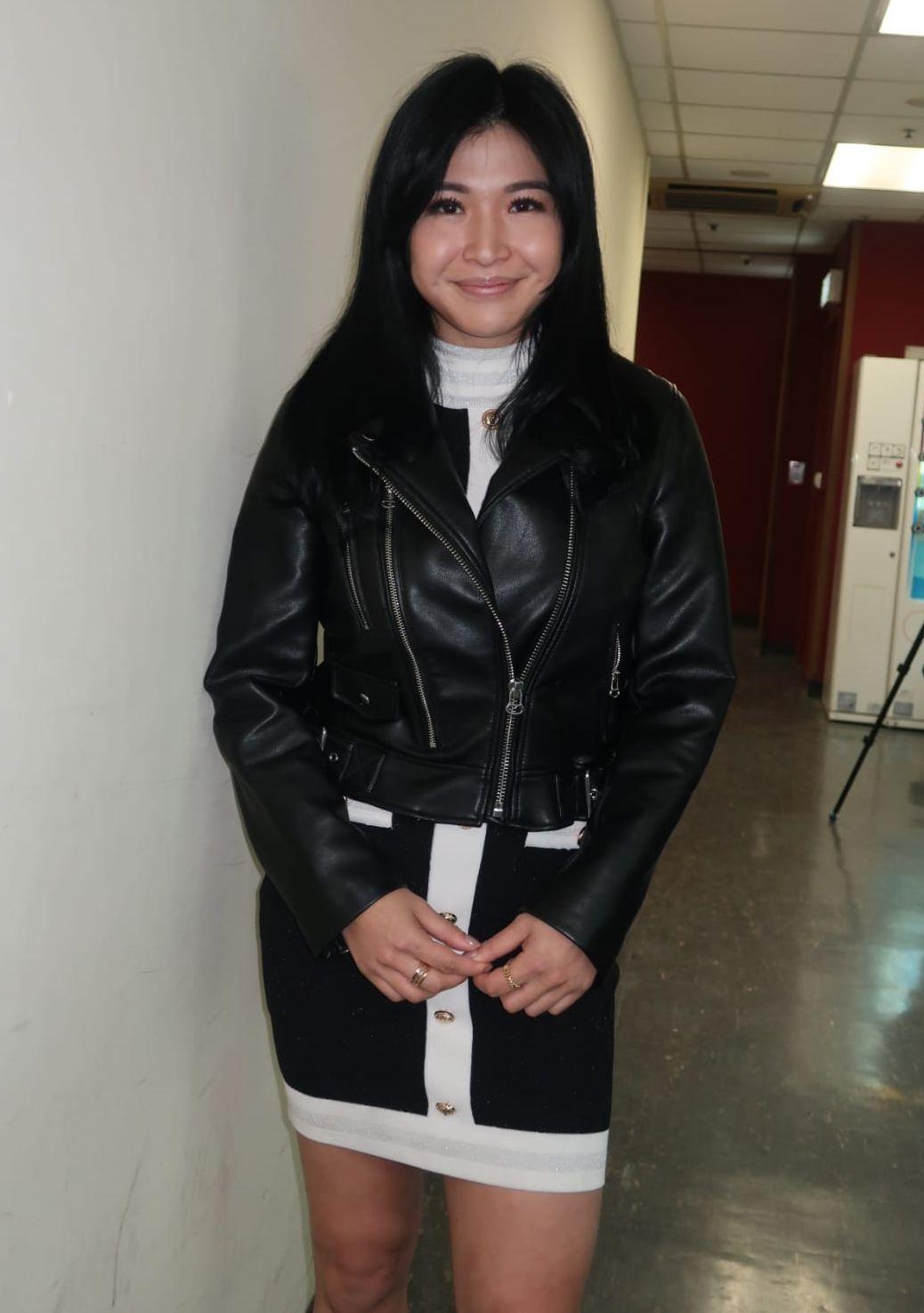 陳偉琪表示老外新歡於情人節毫無表示。