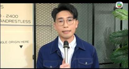 陸浩明於昨晚播出一集《#後生仔》中,讀出道歉與糾正聲明,並重申SARS源頭。