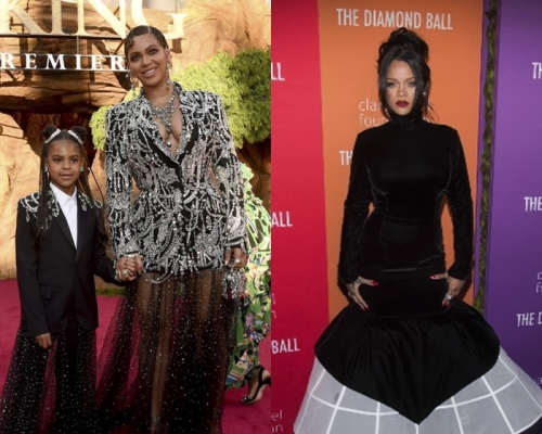 Beyonce母女檔奪NAACP合唱獎 Rihanna領主席獎籲團結拯救世界