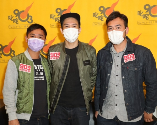 After 10工作受疫情影響 陳永康當劉德華個唱樂手被取消