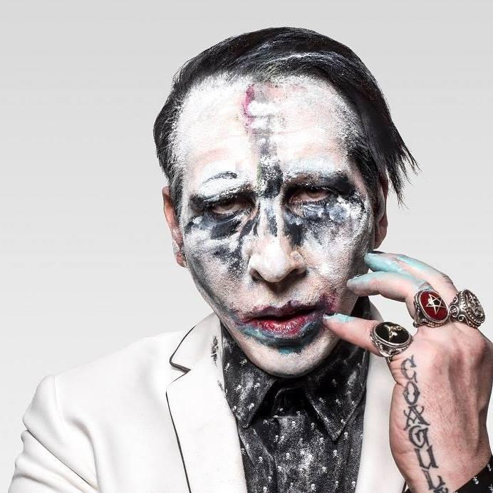 「邪神」Marilyn Manson原定3月18日假亞洲國際博覽館開騷。