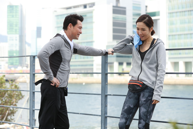 劇中施嬅首度跟演聲紋專家 「Stan 」(施見賢 )的海俊傑合演一對。