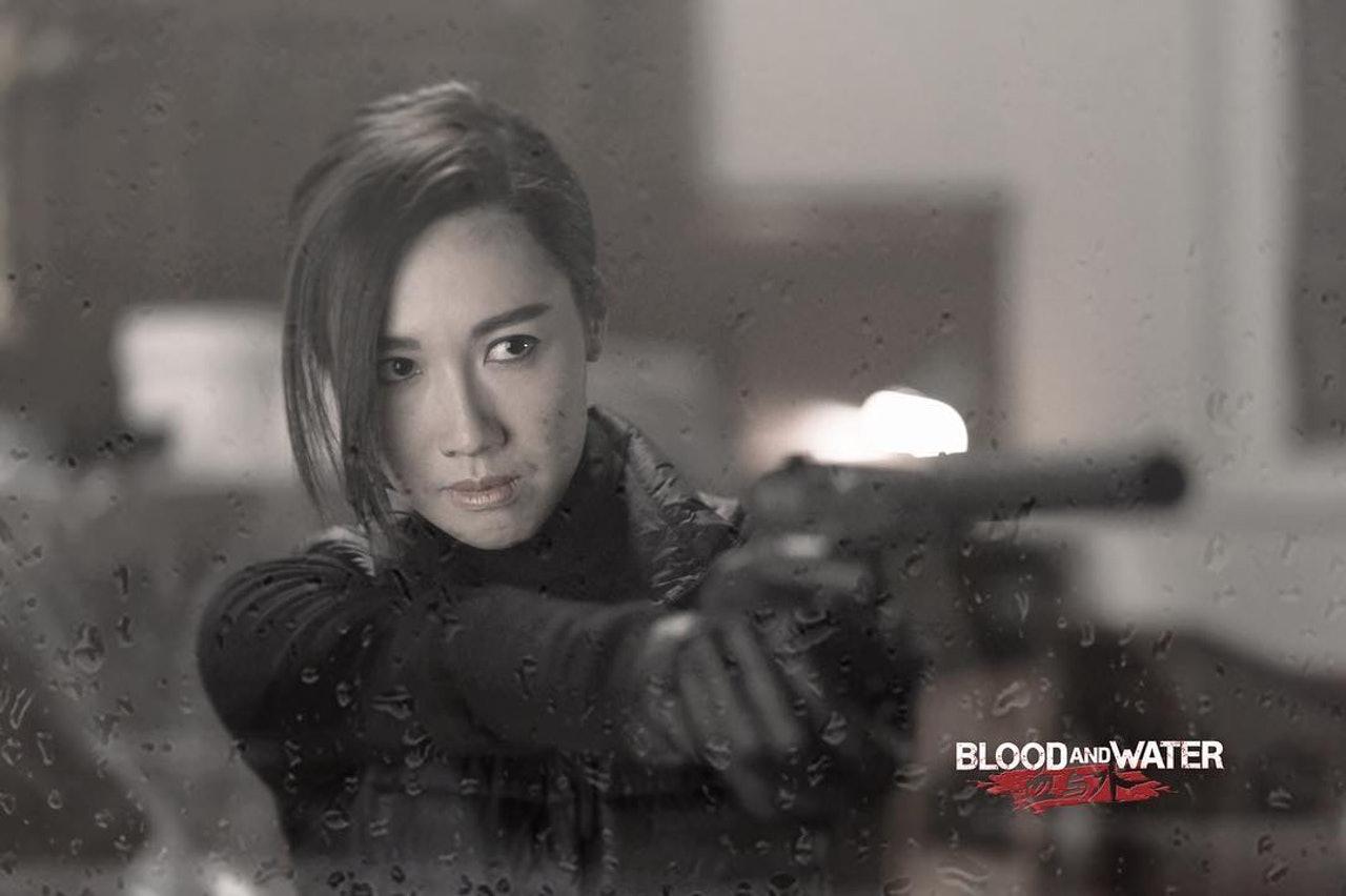施嬅在加拿大劇集《Blood and Water》(血與水)中演女殺手「Michelle Chang」,榮獲有「加拿大奧斯卡」之稱的「Canadian Screen Awards」電視組別「女配角」提名。