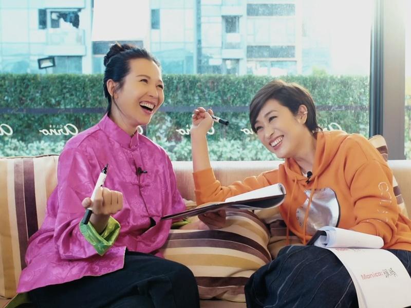 蔡少芬與陳法蓉逾20年友情乜都講得。