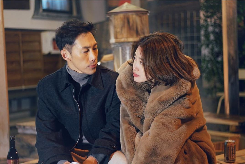 微電影中,家旻和緋聞男友麥秋成一樣有不少談情戲。