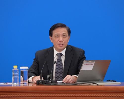 香港國家安全法例議案納入議程 人大發言人:國家安全為安邦定國基石