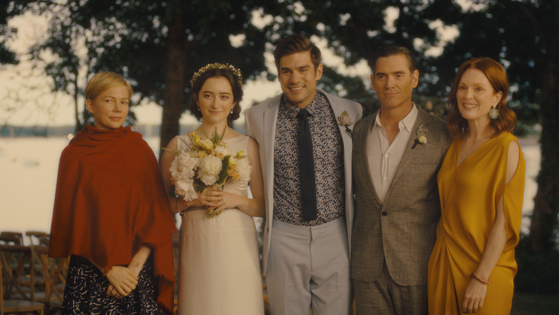 條件是「伊莎貝」要參加「泰蕾莎」女兒的婚禮。