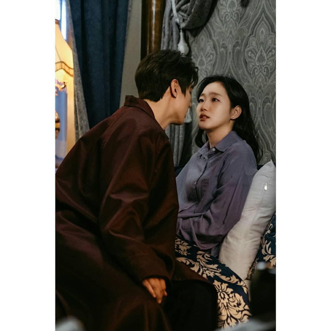 下集預告二人又有吻戲。