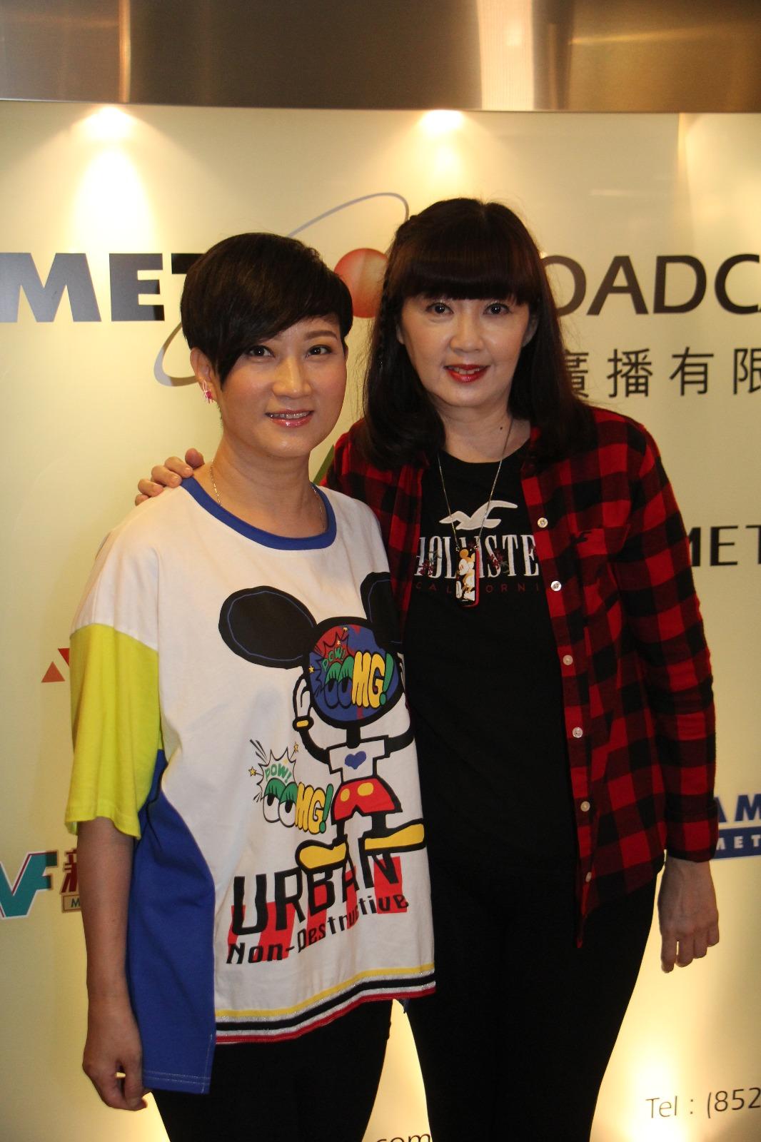 唐韋琪在節目中獻唱《甜甜廿四味》送給倪詩蓓。