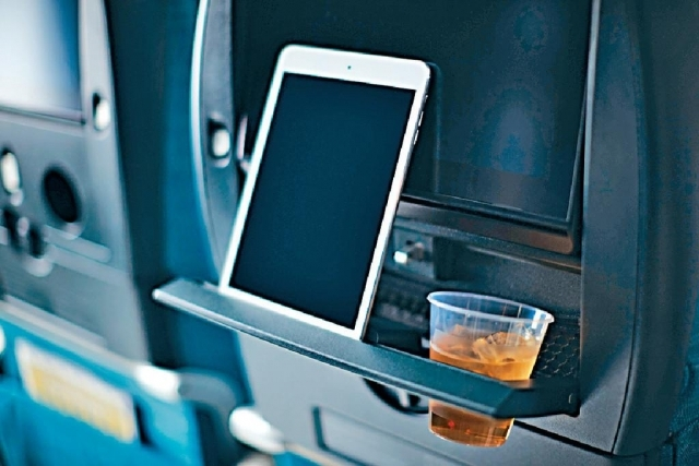 ■最快出年可以喺國泰機艙上網喇﹗