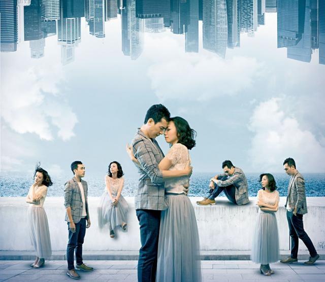 《多次元戀愛》集偵探、懸疑、科幻、愛情於一身。