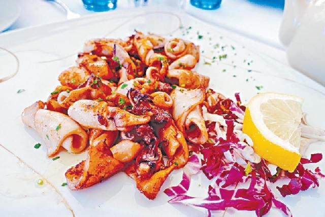味游意大利 利古里亚 海鲜盛宴