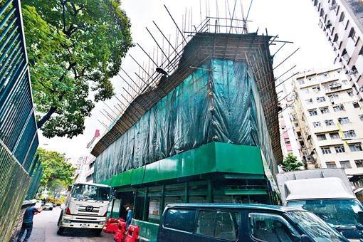 信和力壓其餘10家入標財團,奪市建局深水埗商住項目。