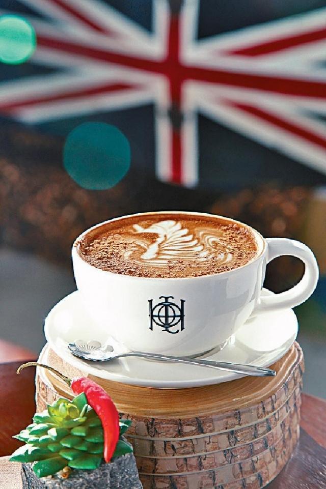 台風Cafe 歎得獎特色咖啡