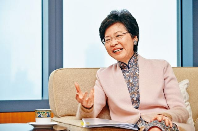 政務司司長林鄭月娥,已確定在下周四宣布辭職,為競選特首作準備。
