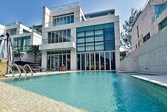 赫蘭道12號大屋以公司轉讓形式沽,作價6.3億元。