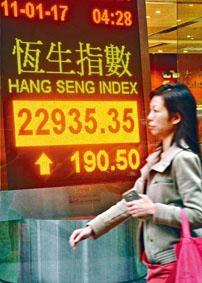 恒指過去幾日升市,均有不同股份炒作,惟基本因素欠奉。