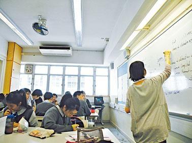 文憑試報考M1及M2百分率,由首屆兩成多跌至上屆的一成三。