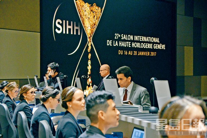 瑞士高級鐘表展的品牌表示,人流並不代表展覽成功與否,最重要是能否完全把新設計的訊息和技術帶到用家層面。