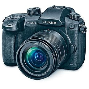 Panasonic GH5主攻高畫質4K影片拍攝。