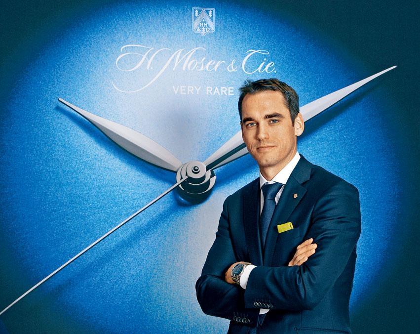 Edouard表示,要堅持瑞士製造不容易,最重要是不要理會外間的壓力。