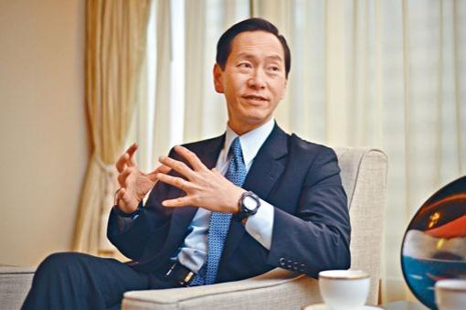 陳智思指一個有競爭的選舉,有不同意見是非常正常。