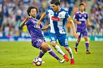皇馬因行程問題婉拒來港踢回歸盃。