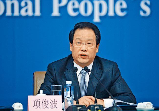 中紀委昨天公布,中國保險監督管理委員會主席項俊波涉嫌嚴重違紀正接受審查,震動內地財金界。