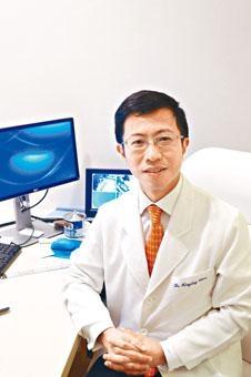 皮膚科專科醫生陳厚毅。