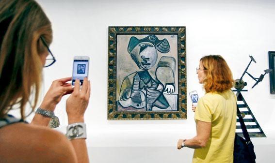 互聯網、智能手機、數碼化早已改變了我們的生活,藝術和文化的發展又如何?