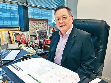 張宇人未有明言是否希望在下屆政府留任行會成員。