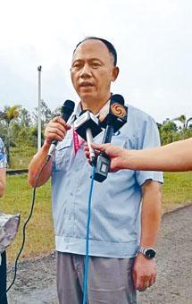發射場副指揮毛萬標稱將來會全面向公眾開放文昌發射場。