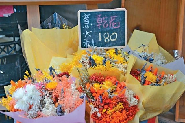 ■有花店指今年母親節鮮花價格及定單數量均與去年相若。資料圖片