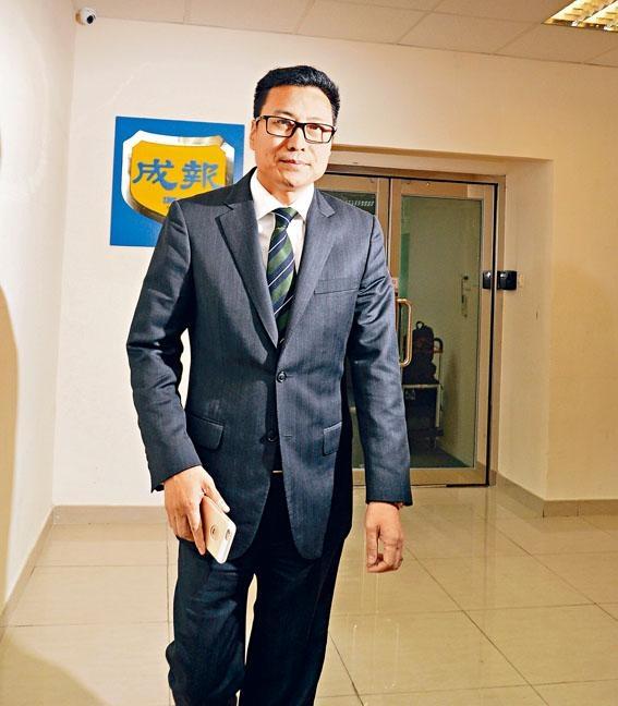 谷卓恒遭金利豐財務公司入稟高院追債,涉款兼利息達一億一千萬港元。