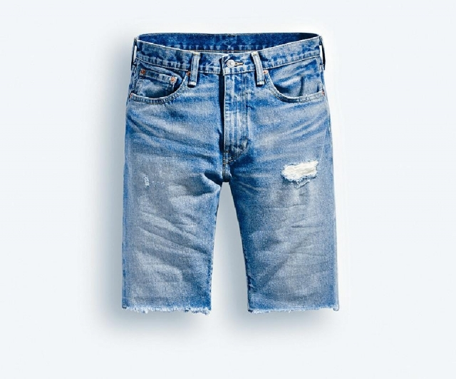 505 C Slim Straight Short/Pert$599