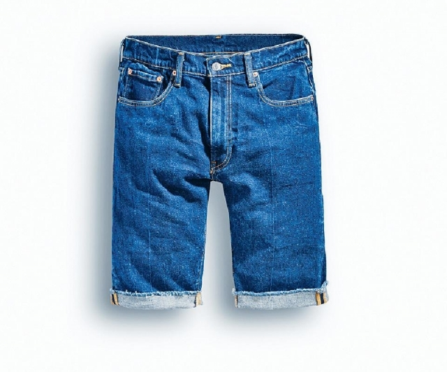 505 C Slim Straight Short/Sampson$599