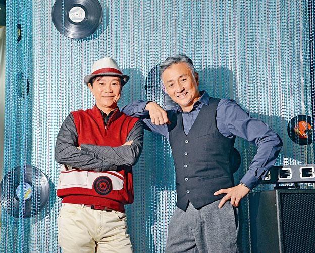 區瑞強今年邀請演得又唱得的吳岱融出任演唱會嘉賓。