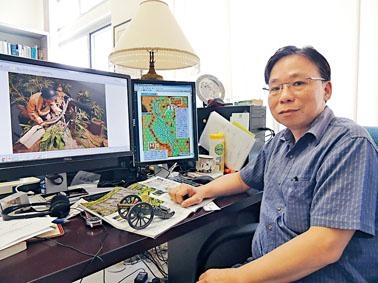 張瑞威期望通過「中國戰爭史」學習教材套,加強師生對歷史的學習興趣。