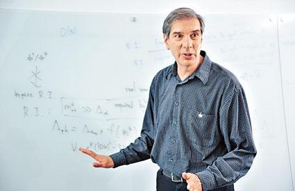 高漢安在科研以外,亦是一名善於用不同事例來啟發學生思考的教師。