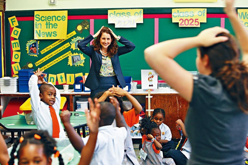 特許學校去年州考的閱讀或數學科表現,也勝於傳統公校。James Estrin/紐約時報