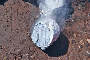 可燃冰被視為人類「未來的能源」。