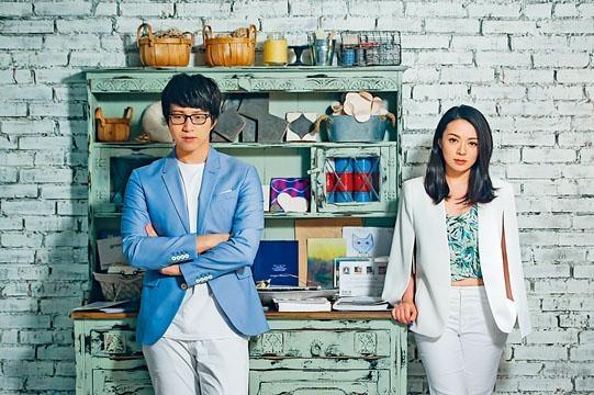 吳業坤與JW合作新歌《原來只因深愛着》。