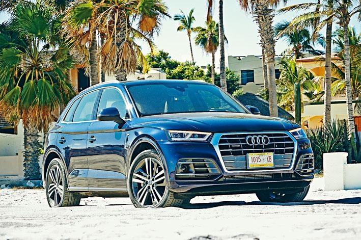 新Q5車重較上代大減90kg,行車更加輕快敏捷。