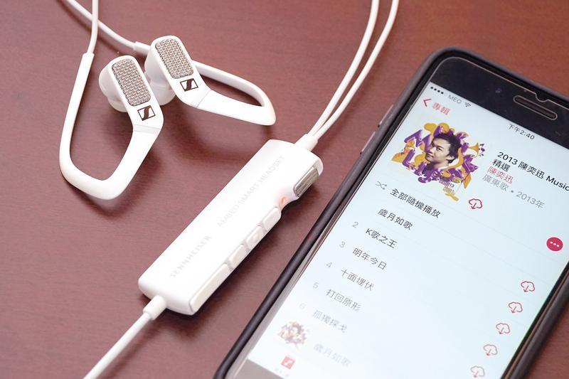 錄音之革命Sennheiser AMBEO Smart Headset
