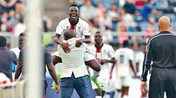 赞比亚U20前锋沙卡拉