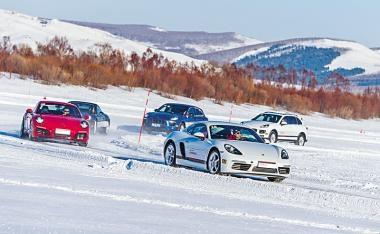 預約一年 冰湖賽道鍛煉技術