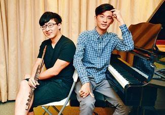 鋼琴家黃家正及長笛演奏家李一葦,兩人首次合作,擔任《樂壇新秀2017》的主持,並會首次合奏。