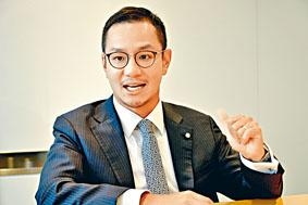 林嘉言透露,整體客戶在今年首季有逾一成增長。