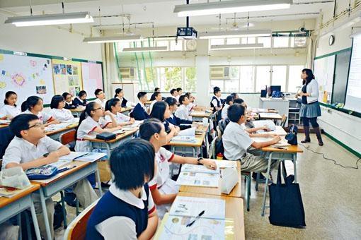 李嘉誠基金會「善用錢」計畫增至屯門區,區內各中學校長普遍表示歡迎。