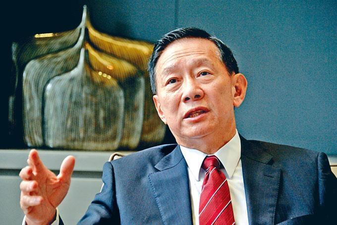 王冬勝認為,香港人對中國和世界性監管比較熟悉,可藉此協助國家提高亞太區金融話語權。